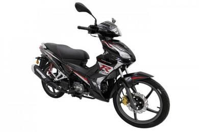 New SM Sport 110R - New Model- Low Deposit