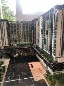 Subang jaya new studio next to 5 star hotel extra 2% +Rm5000 Rebate