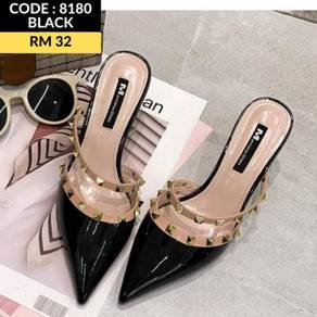 8180 Lily Pointed High Heels ( size 35-40 )