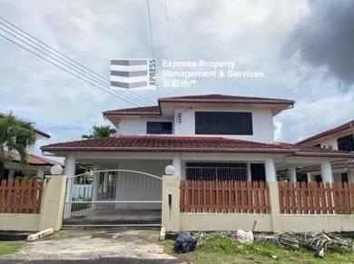 Single Storey Semi Detached House at Pujut 7, Miri