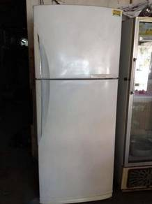 Ice Peti Sejuk Electrolux Refurbish Fridge Recond