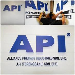 Printing Signboard Safety Signage Banner Flyers