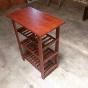 Multi rack/rak serbaguna/rak kayu/rak