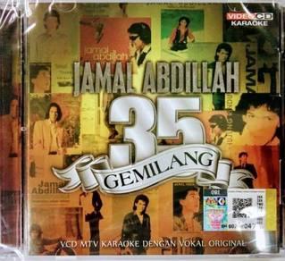 VCD KARAOKE JAMAL ABDILLAH 35 TAHUN GEMILANG 3 vcd