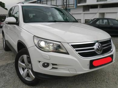 Used Volkswagen Tiguan for sale