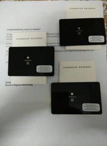 RM300 Starbucks Cards