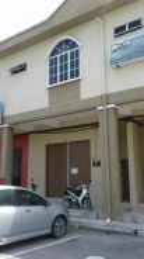 Rumah kedai 2 tingkat- Kangar