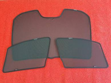 Honda accord magnetic sun shade side n rear