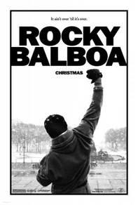 Poster MOVIE ROCKY BALBOA C 1