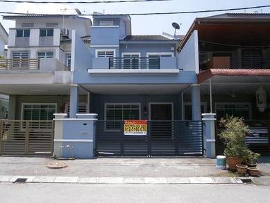 Double Storey at Taman Klebang Ria