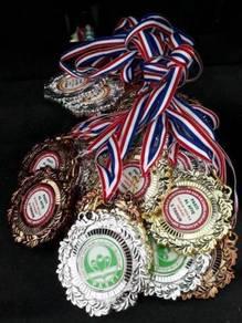 Hanging medal