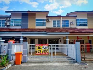 [FULL LOAN] Seremban Town Jasper Jaya Double Storey Full Extend