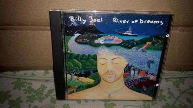 CD Billy Joel - River of Dreams