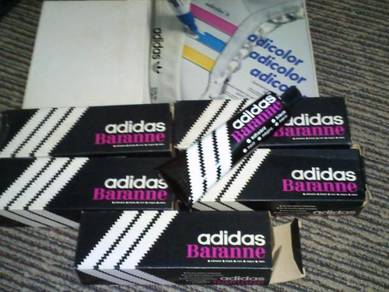 Adidas vintage accessories adicolor and polish