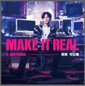 CD GBOYSWAG Make It Real
