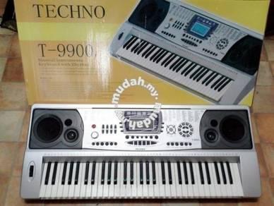 Keyboard Piano (Techno : 9900i)