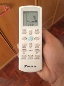 Air conditioner 2hp Daikin eco king series