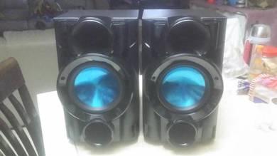 LG speaker woofer system MCS504F