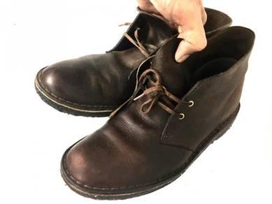 Clarks desert boot 7uk