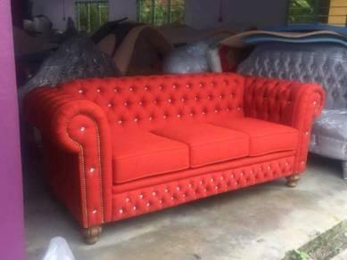 Sofa chesterfield