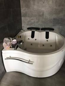 Bathtub Jacuzzi Code:J-02