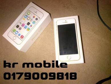 16gb- iphone 5S withbox