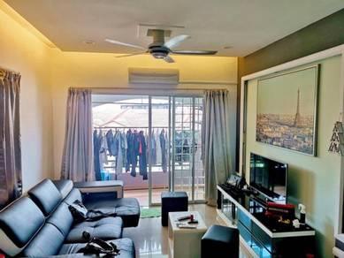 [ FULLY RENOVATED!! ] Cengal Apartment, Taman Cheras Hartamas, Cheras