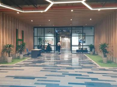 EkoCheras Service Apartment Corner Unit Fully Furnished MRT Mutiara