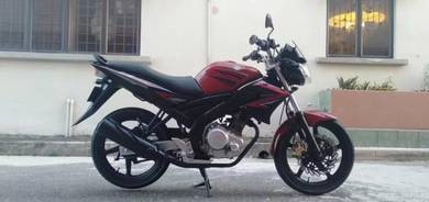 Yamaha fz150 secondhand