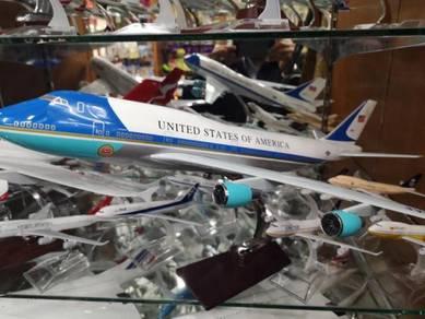 USA Airfore One Hiasan