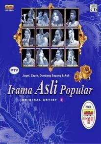 Irama Asli Popular 3 Joget Zapin Dondang SayangVCD