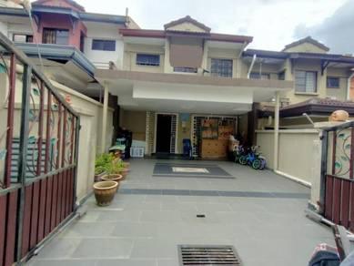 [Fully Reno & Facing Open] 2 Storey Bandar Damai Perdana Alam Damai KL