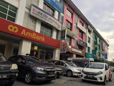 Dwitasik, Bandar Sri Permaisuri, 4 Storey Shoplot, Dataran Dwitasik
