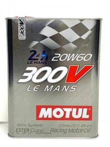 MOTUL 300V Le Mans 20W60 - 2 Litre Engine Oil