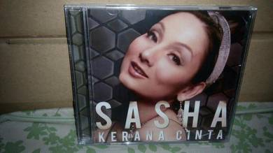 CD Sasha - Kerana Cinta