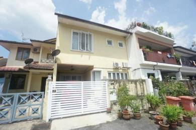 RENOVATED | Terrace House Jalan Nuri Seksyen 7, Kota Damansara