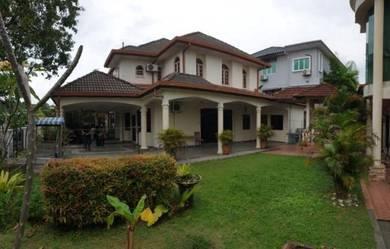 [INTERMEDIATE + EXTRA BIG LAND] 2 Storey Semi D BTHO, Cheras, Selangor