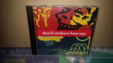 CD David Sanborn - Hearsay