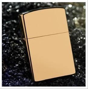 Metallic Color zippo Lighter1