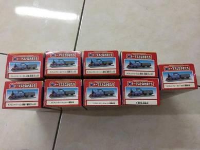 Bandai Thomas and Train kit set of 9 (complete set