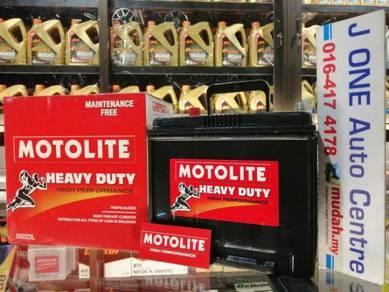 Mf battery motolite ns70 55d23l sonata hiace waja
