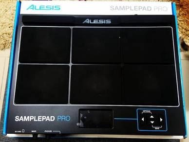 Alesis Sample Pad Pro to let go