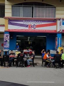 Restoran Serba Lengkap Sedia Beroperasi
