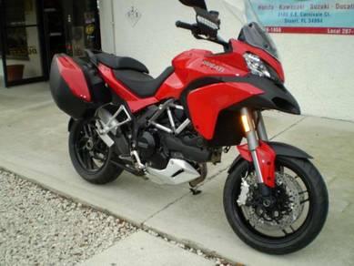 Ducati multistrada 1200 2014