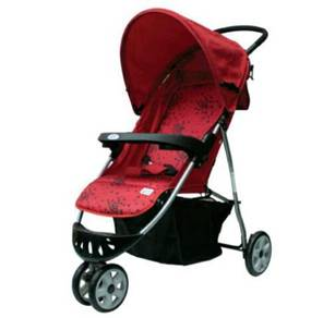 Stroller sweet cherry (preloved)