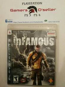 PS3 Game -Infamous