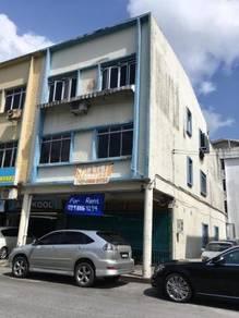 Shoplot For Rent in Padungan Kuching