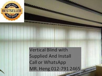 Simple Vertical Blind - New h87g76f7