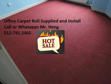 Office Carpet Roll Modern With Install o987uy6