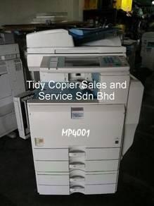 Ricoh copier machine b/w mp4001 for sale